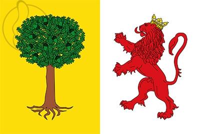 Bandera Cabezuela del Valle