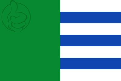 Bandera La Granja