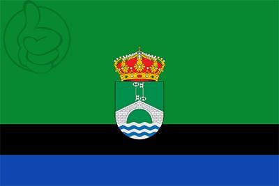 Bandera Madrigal de la Vera