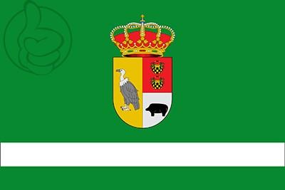 Bandera Pasarón de la Vera