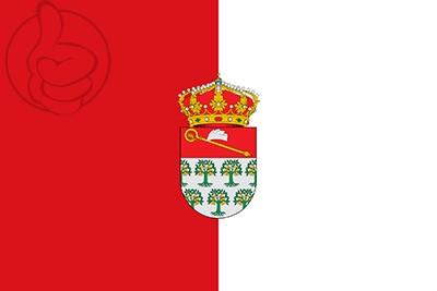 Bandera Peraleda de San Román