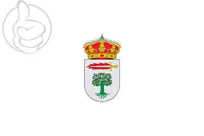 Bandera Robledillo de la Vera