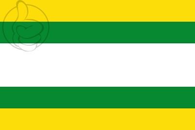 Bandera Santibáñez el Bajo