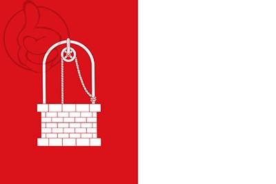 Bandera Santo Domingo - Caudilla