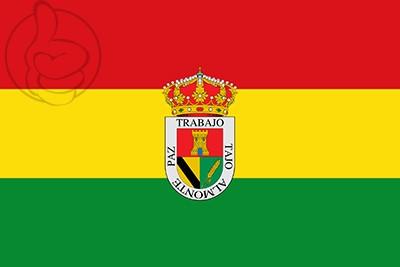 Bandera Torrejón el Rubio