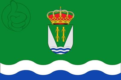 Bandera Valdecañas de Tajo