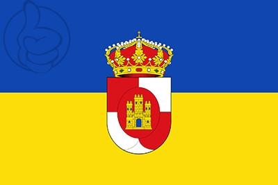 Drapeaux Villanueva de la Reina