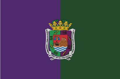 Drapeau Málaga C/E