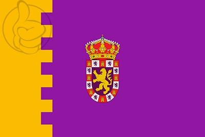 Bandera Almonaster la Real