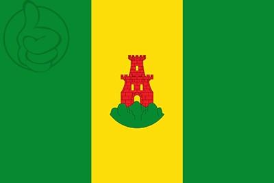 Bandera Arcos de la Sierra