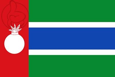 Bandera Corduente