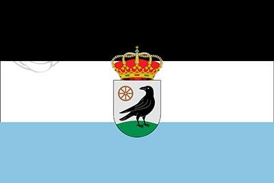 Bandera El Cuervo de Sevilla