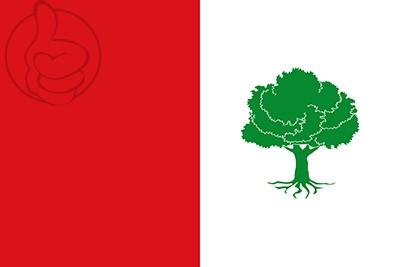 Bandera El Peral