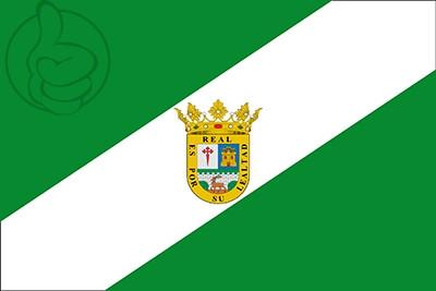 Bandera El Real de la Jara