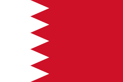 Bandera Bahrain