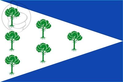 Bandera Fuentenava de Jábaga