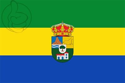 Bandera Las Tres Villas