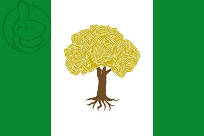 Bandera Olivares de Júcar