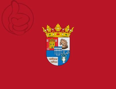 Drapeau Province de Segovia