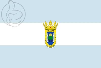 Bandera Sanlúcar la Mayor