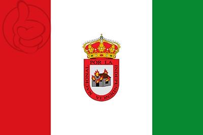Bandera Algodonales