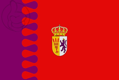 Bandera Cañaveral de León