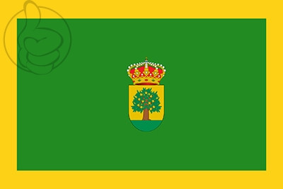 Bandera Castaño del Robledo