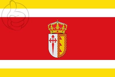 Bandera El Rubio