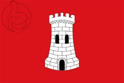 Bandera Torre del Burgo