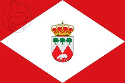 Bandera Cabezarrubias del Puerto