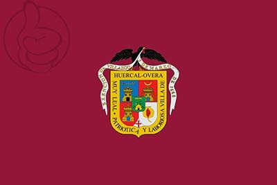 Bandera Huércal-Overa