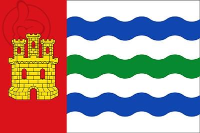 Bandera Salinas del Manzano