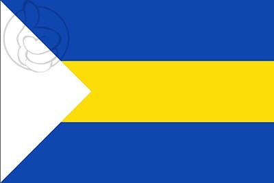 Bandera Villalba de la Sierra