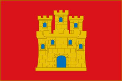 Bandera Pendón de Castilla