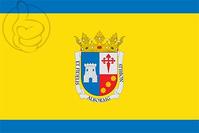 Bandera Alborache