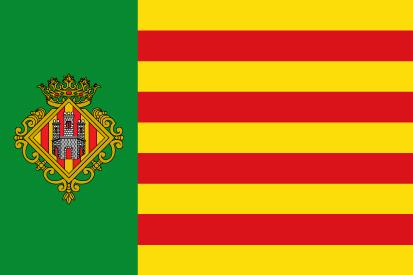 Drapeau Castellón de la Plana
