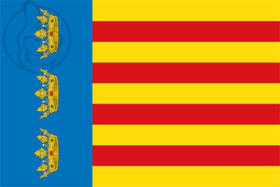 Bandera Burriana