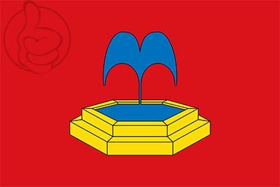 Bandera Fuente de la Reina
