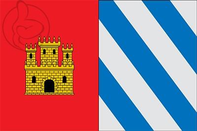 Bandera Vall de Almonacid