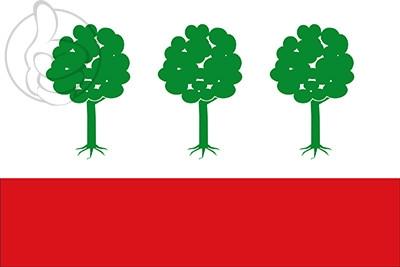 Bandera Olombrada