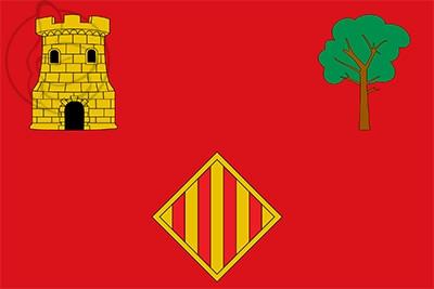 Bandera Pina de Montalgrao