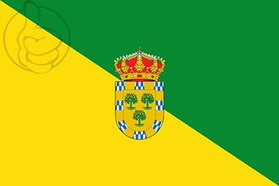 Bandera Villanueva de Perales