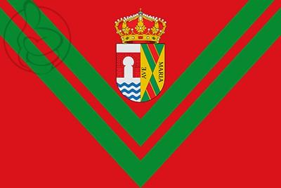 Bandera Villavieja del Lozoya