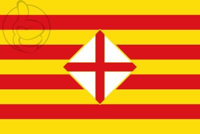Bandera Provincia de Barcelona