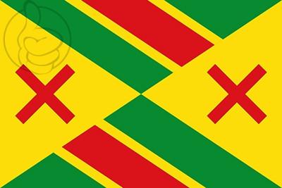Bandera La Serna del Monte