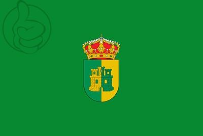 Bandera Serranillos del Valle