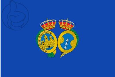 Bandera Provincia de Huelva