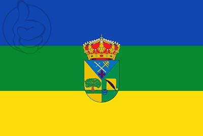 Bandera Encina de San Silvestre