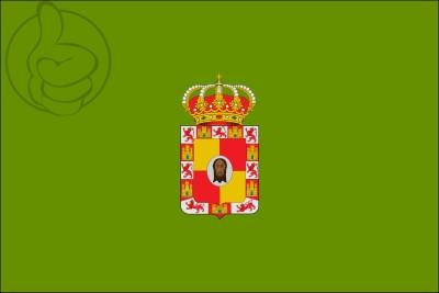 Drapeau Province de Jaén