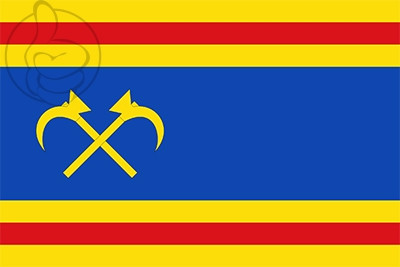 Bandera La Hoz de la Vieja